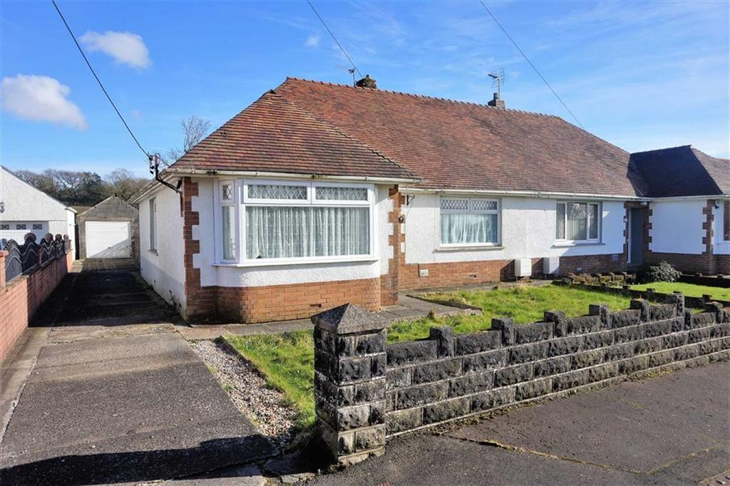 3 Bedrooms Semi Detached Bungalow for sale in Orchard Grove, Swansea, SA4
