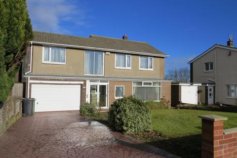 4 bedroom detached house for sale - The Demesne, North Seaton, Ashington