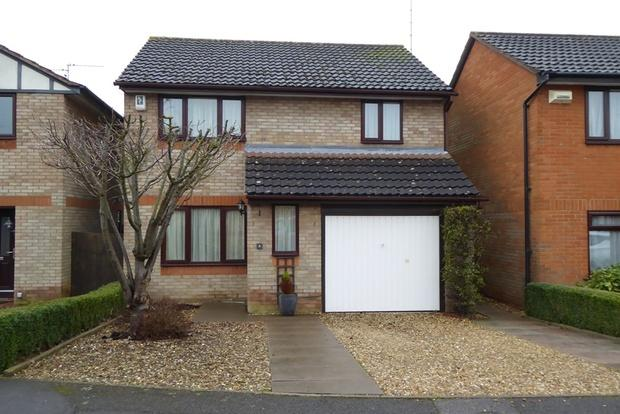 3 Bedrooms Detached House for sale in Bank View, East Hunsbury, Northampton, NN4