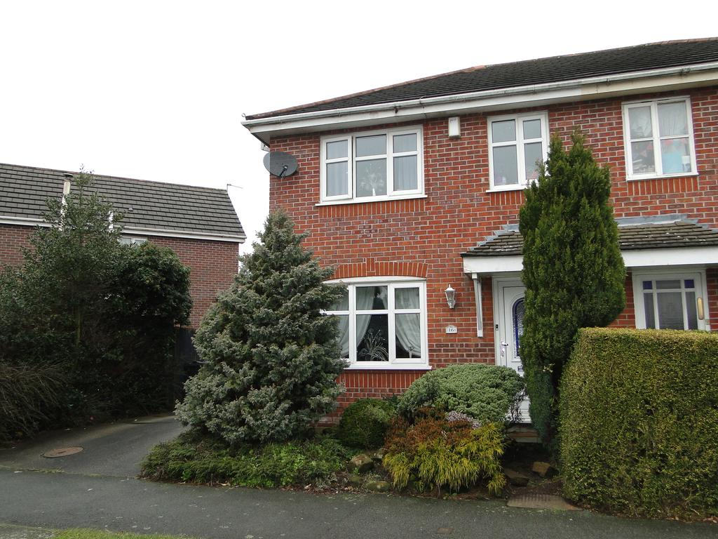 3 Bedrooms Semi Detached House for sale in Manorwood Drive, Whiston L35