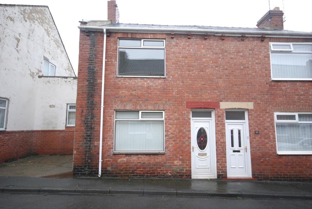 2 Bedrooms Terraced House for sale in Lovaine Street, Pelton