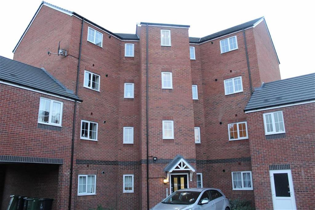 2 Bedrooms Flat for sale in Corporation Street West, Walsall
