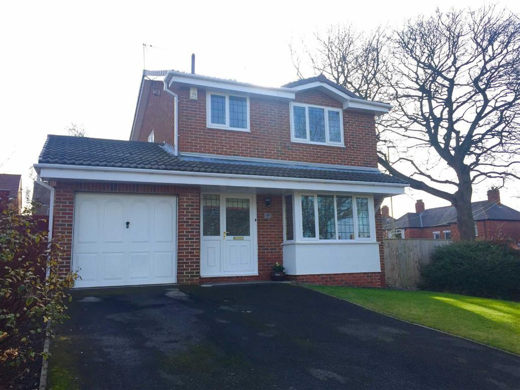 3 Bedrooms Detached House for sale in Brandling Court, South Shields