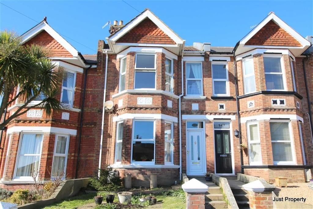 3 Bedrooms Terraced House for sale in Edmund Road, Hastings