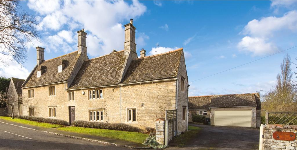 7 Bedrooms Detached House for sale in Lower Benefield, Oundle