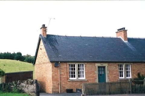 2 bedroom semi-detached house to rent - 1 Mellerstain Mill Cottages, Kelso, Scottish Borders, TD5