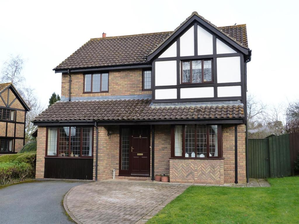 4 Bedrooms Detached House for sale in The Deans, Kingstone, Hereford, HR2