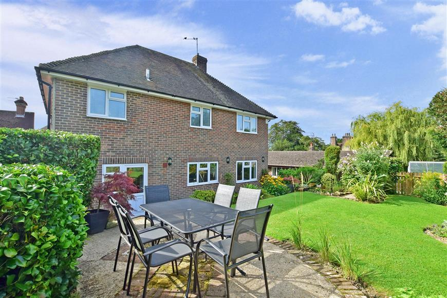 4 Bedrooms Detached House for sale in High Street, Buxted, Uckfield, East Sussex