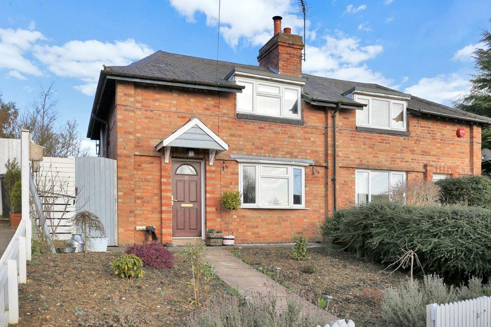 2 Bedrooms Semi Detached House for sale in Billesdon, Leicester, Leicestershire