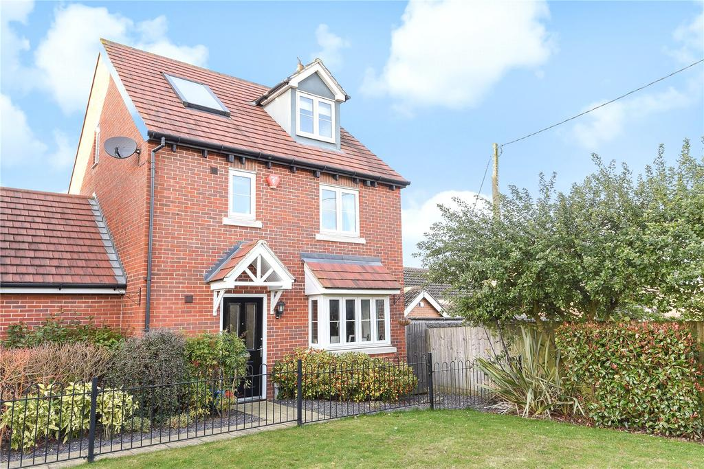 4 Bedrooms Link Detached House for sale in Thame