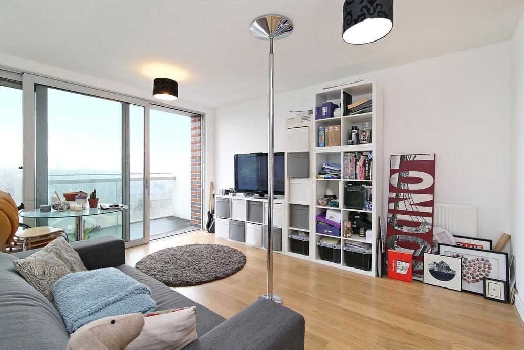 1 Bedroom Flat for sale in Devons Road, London, E3