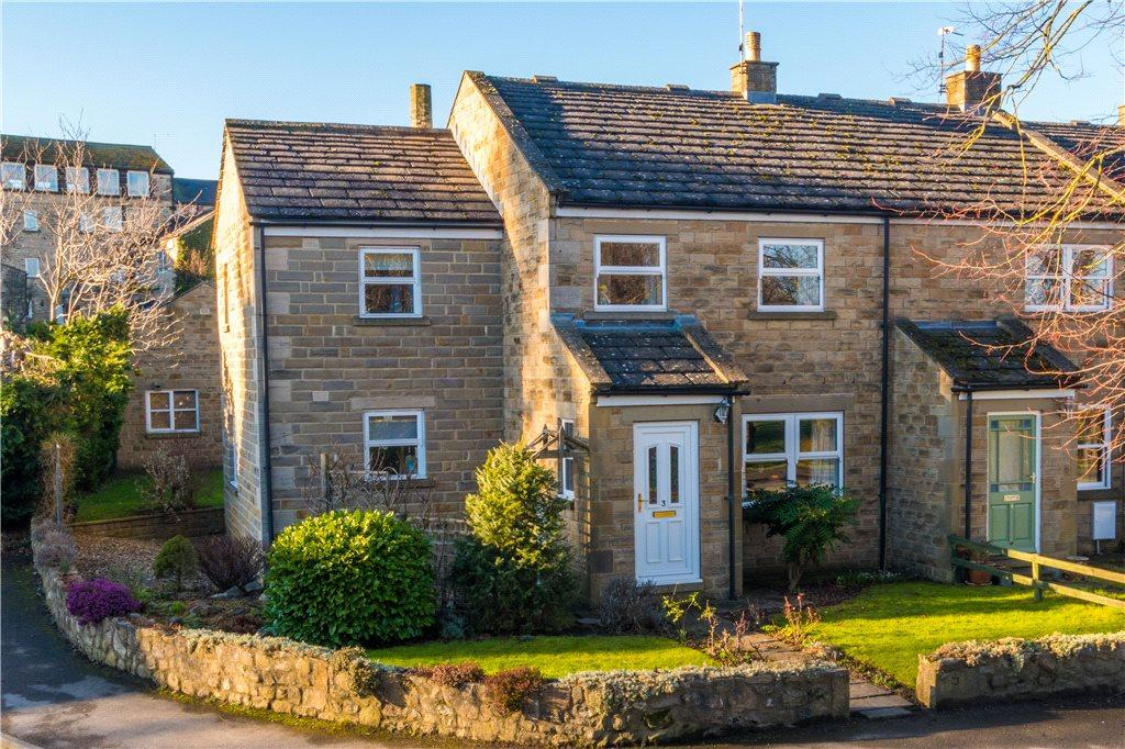 4 Bedrooms Semi Detached House for sale in The Avenue, Masham, Ripon, North Yorkshire