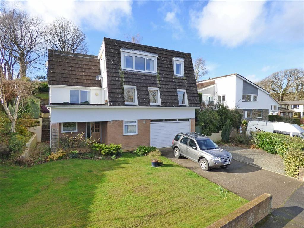 5 Bedrooms Detached House for sale in Forest Hill, Bideford, Devon, EX39