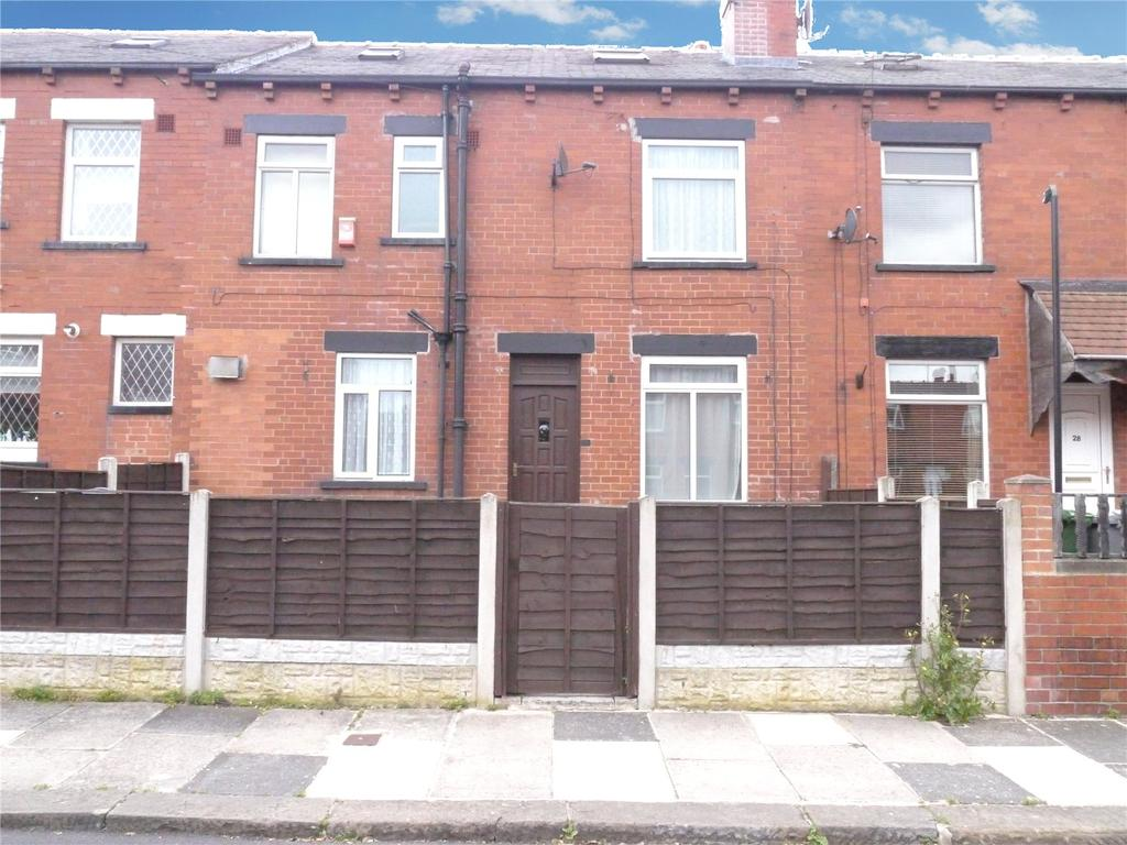 3 Bedrooms Terraced House for sale in Woodlea Street, Beeston, Leeds, West Yorkshire, LS11
