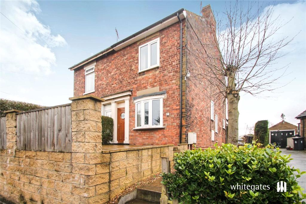 3 Bedrooms Semi Detached House for sale in Ermine Street, Broughton, Brigg, Lincolnshire, DN20