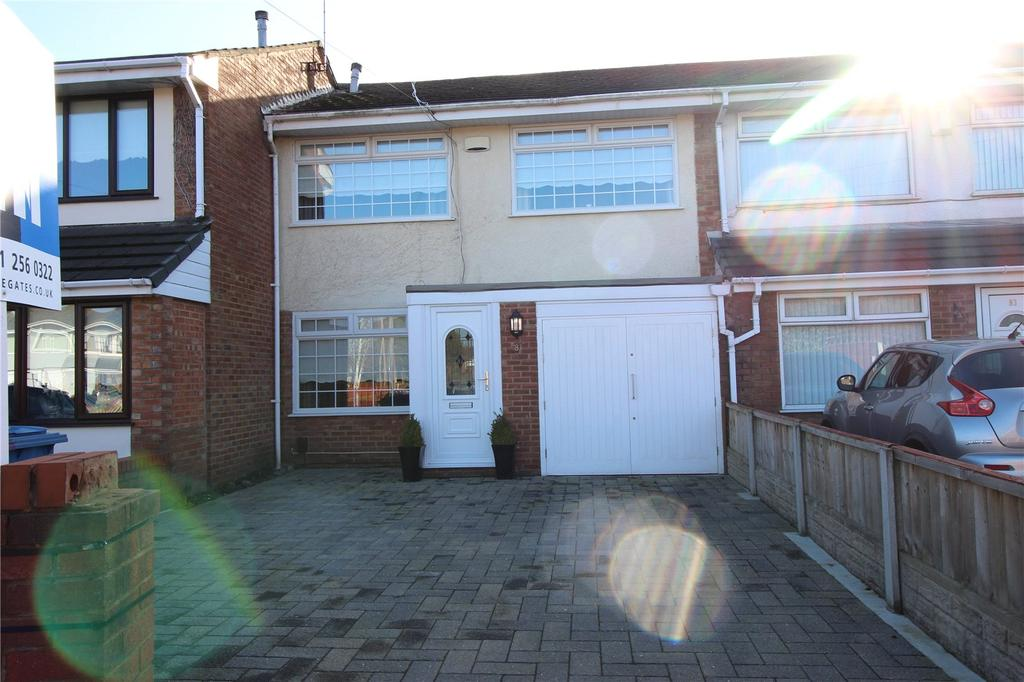3 Bedrooms Terraced House for sale in Grange Avenue North, West Derby, Liverpool, Merseyside, L12