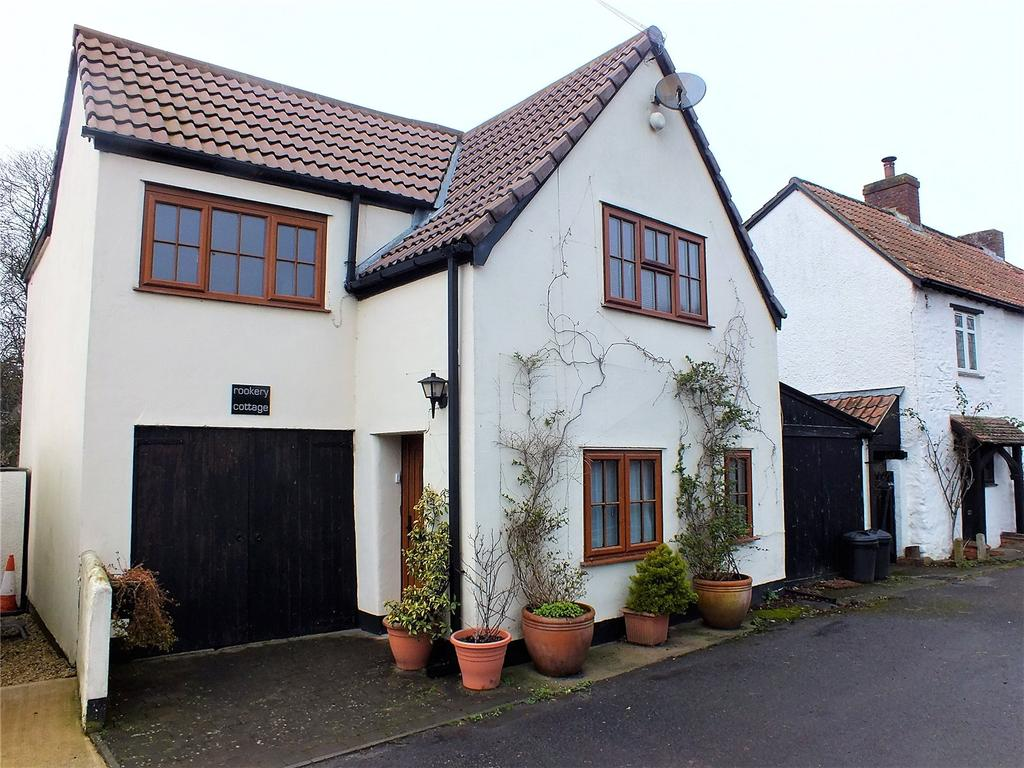 3 Bedrooms Detached House for sale in Gills Lane, Rooksbridge, Somerset, BS26