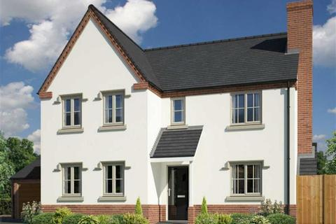 4 bedroom detached house for sale - Plot 31, The Fenemere, Berrington Meadows, Cross Houses, SY5