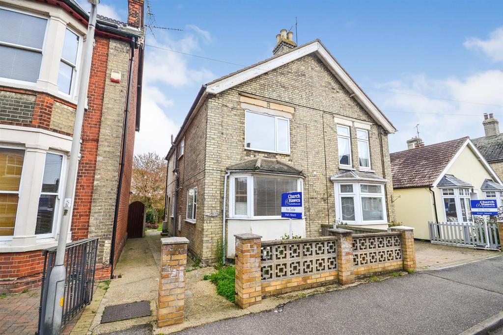 3 Bedrooms Semi Detached House for sale in Mildmay Road, Burnham-on-Crouch