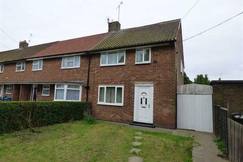 2 bedroom end of terrace house to rent - Caledon Close, Hull, East Yorkshire, HU9