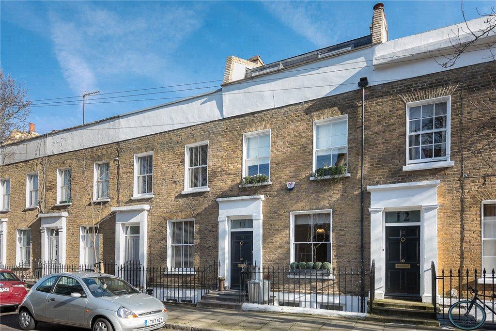 3 Bedrooms Terraced House for sale in Haverstock Street, London, N1