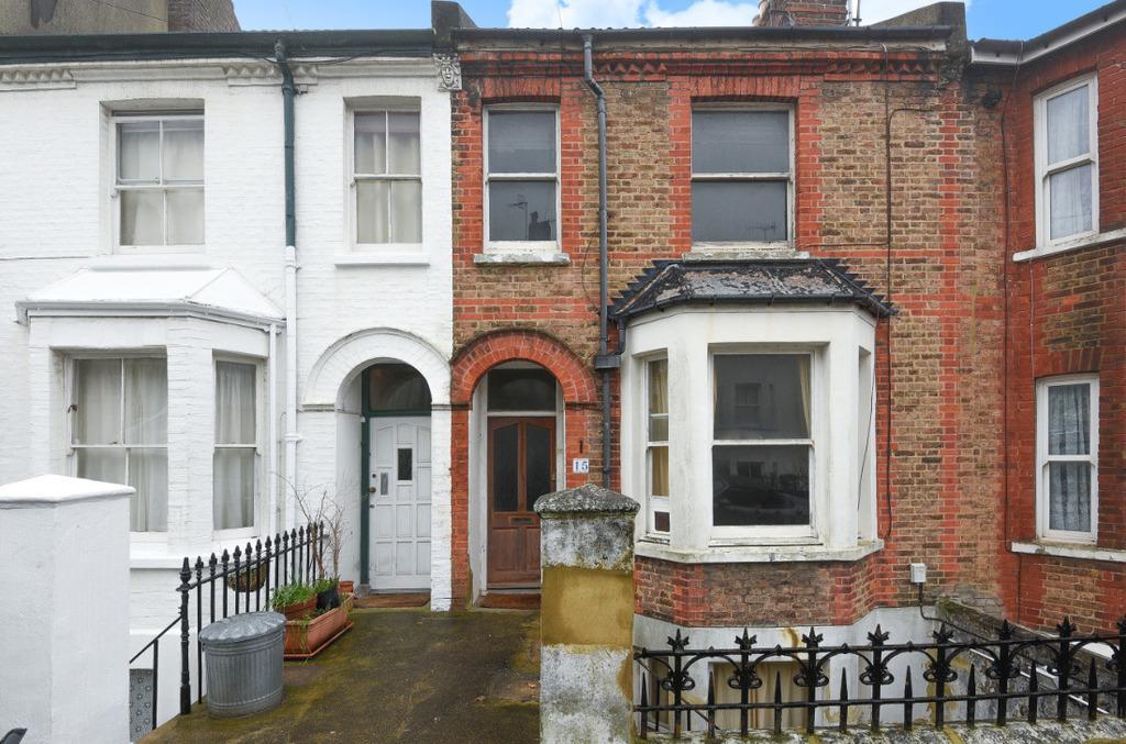 2 Bedrooms Maisonette Flat for sale in Brading Road Brighton East Sussex BN2