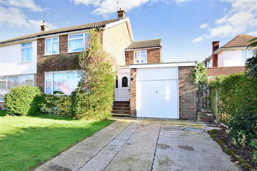 4 Bedrooms Semi Detached House for sale in Westerham Road, Sittingbourne, Kent