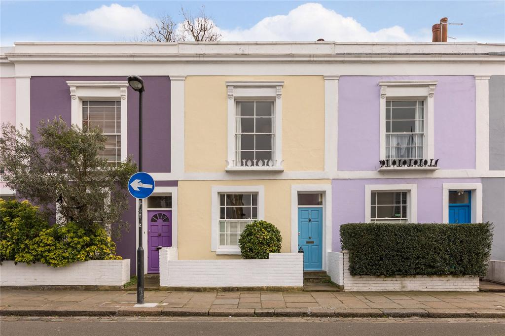 2 Bedrooms House for sale in Leverton Street, Kentish Town, London