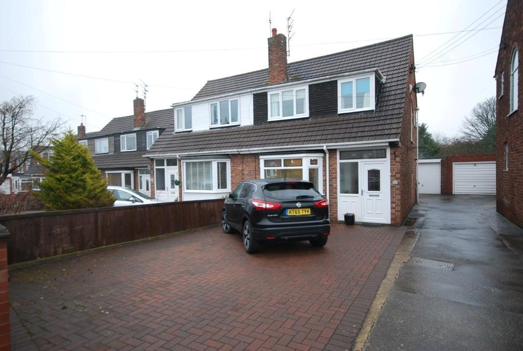 3 Bedrooms Semi Detached House for sale in Ravensbourne Avenue, East Boldon