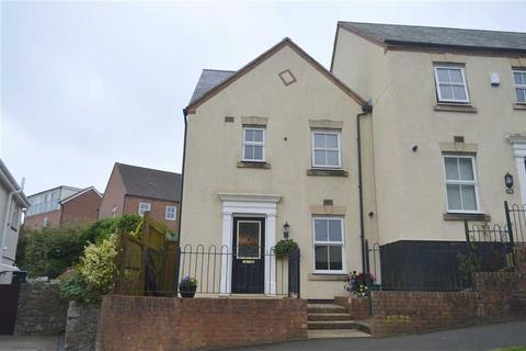 3 bedroom end of terrace house for sale - Plunch Lane, Limeslade, Swansea