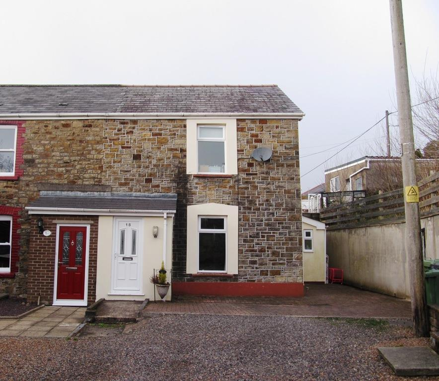 2 Bedrooms Semi Detached House for sale in Forge Place, Abernant, Aberdare