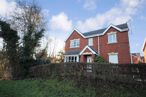 4 bedroom detached house for sale - Peverey Close, Ruyton Xi Towns