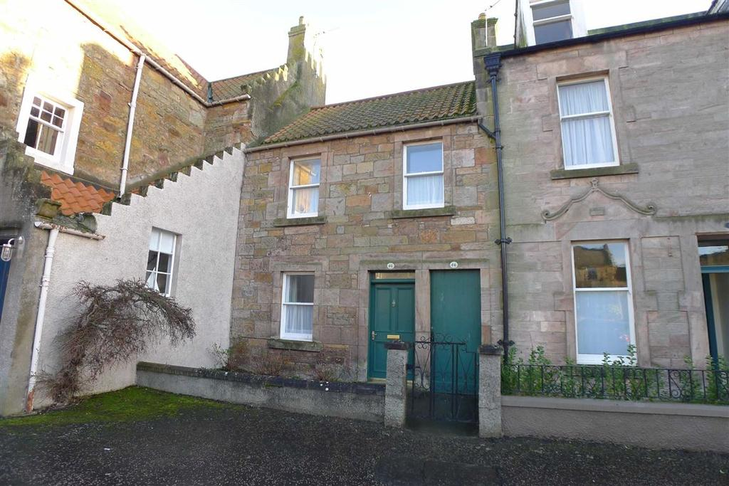 2 Bedrooms Terraced House for sale in Marketgate South, Crail