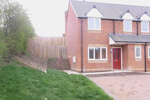 3 bedroom semi-detached house to rent - 21, Brynmor Avenue, Bryn Lane, Newtown, Powys, SY16