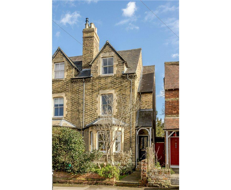 4 Bedrooms House for sale in Kingston Road, Oxford, Oxfordshire, OX2