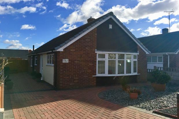 3 Bedrooms Bungalow for sale in Marlborough Road, Mansfield, NG19