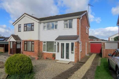 3 bedroom semi-detached house for sale - Minster Close, Comeytrowe, Taunton TA1