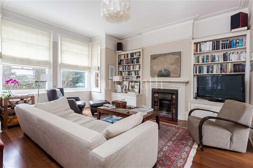 4 Bedrooms House for sale in Sarre Road, West Hampstead, London