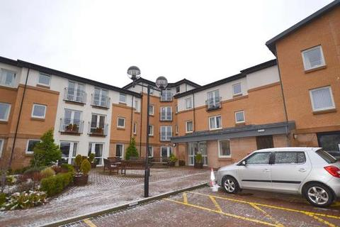 1 bedroom flat for sale - Flat 55, Hilltree Court, 96 Fenwick Road, Giffnock, Glasgow, G46 6AA