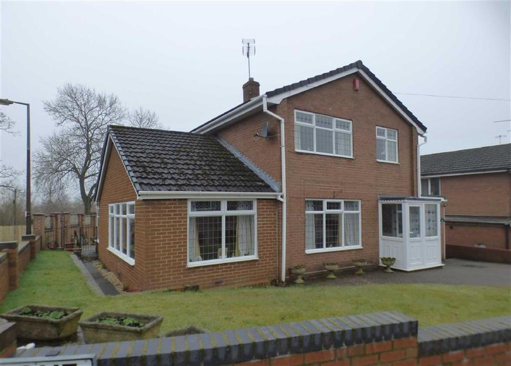 3 Bedrooms Detached House for sale in 1, Conway Grove, Cheadle