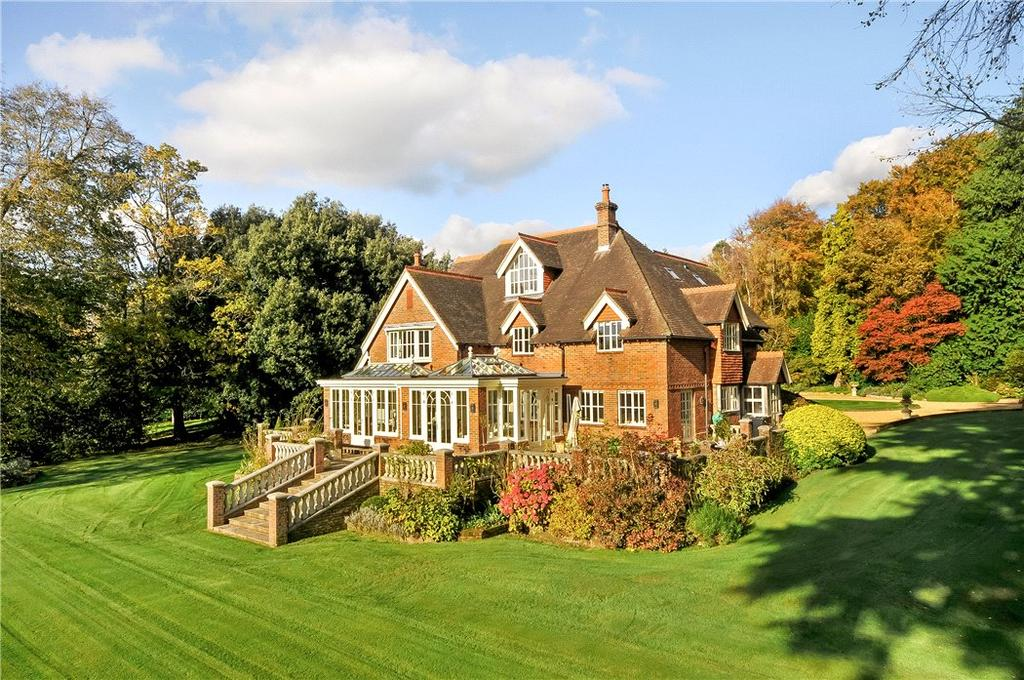 6 Bedrooms Detached House for sale in Oakmore Park, Durley, Southampton, Hampshire, SO32