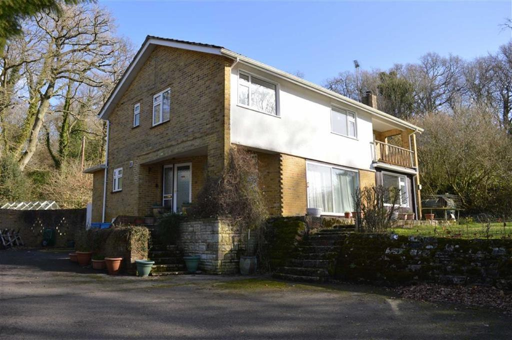 4 Bedrooms Detached House for sale in Chalbury Hill, Wimborne, Dorset