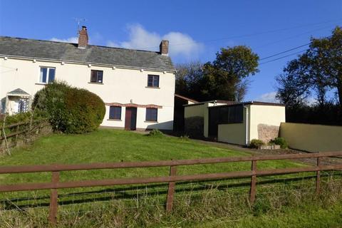 3 bedroom semi-detached house to rent - Cheriton Fitzpaine, Crediton, Devon, EX17
