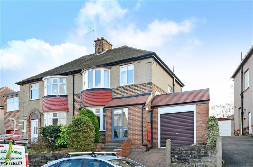 4 Bedrooms Semi Detached House for sale in 43, Ringstead Crescent, Crosspool, Sheffield, S10