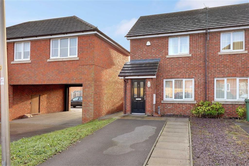 2 Bedrooms Mews House for sale in Saville Court, Winsford, Cheshire