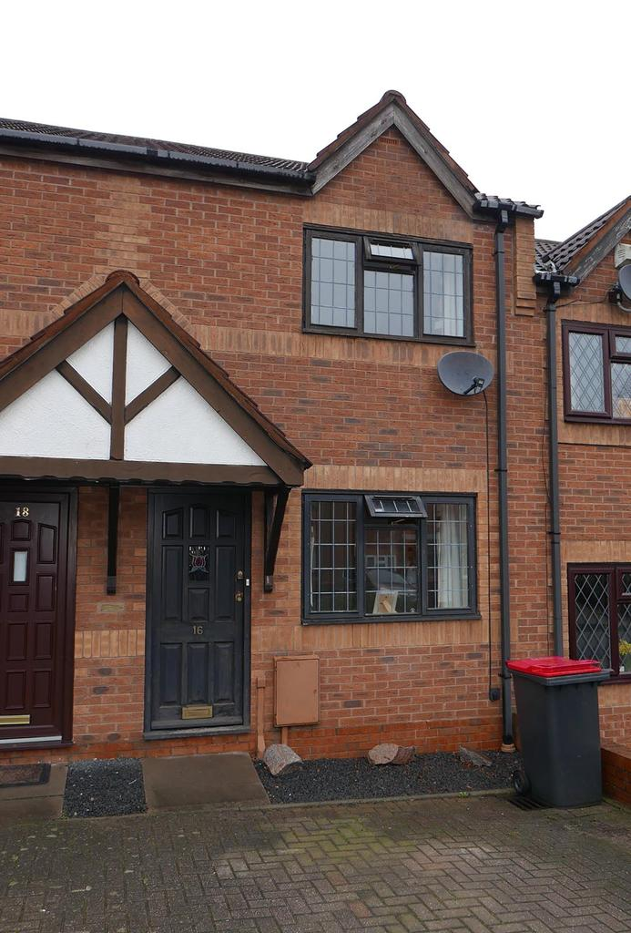 2 Bedrooms Town House for sale in Imperial Rise, Coleshill, West Midlands, B46