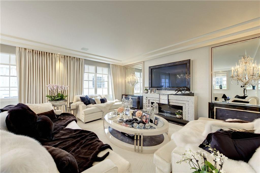 4 Bedrooms Terraced House for sale in Lyall Street, Belgravia, London, SW1X