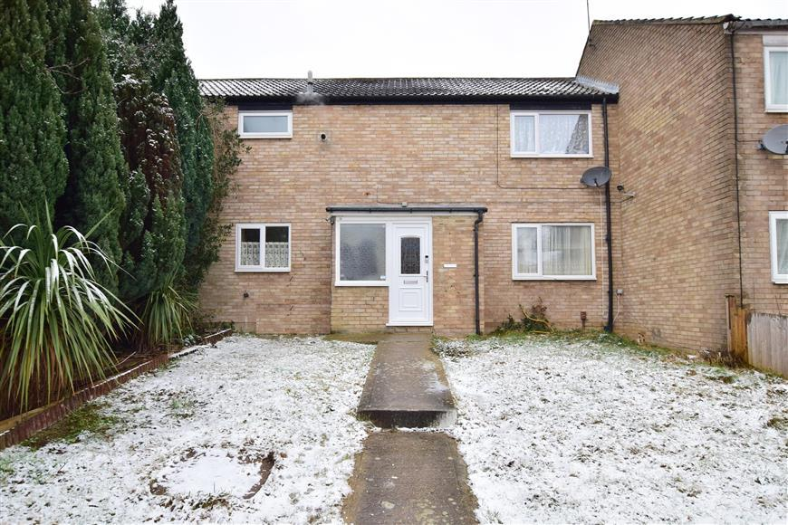 4 Bedrooms Terraced House for sale in Kingfisher Drive, Walderslade, Chatham, Kent