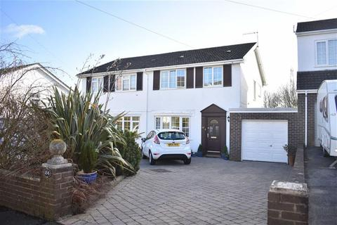 3 bedroom semi-detached house for sale - Culfor Road, Loughor