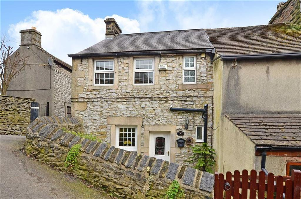 3 Bedrooms End Of Terrace House for sale in Chapel House, Fern Bank, Bradwell, Hope Valley, Derbyshire, S33